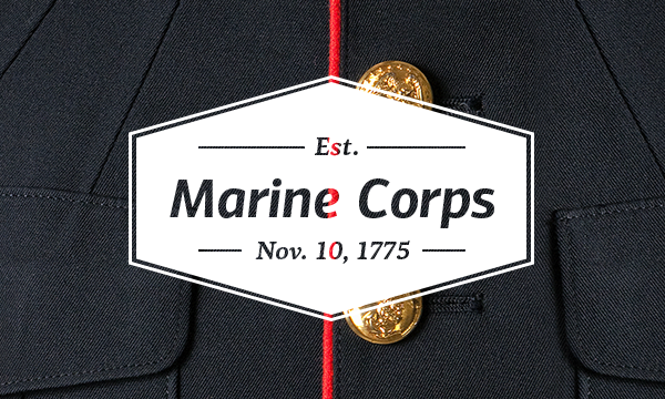 Happy 240th birthday to the @USMC. Thanks to all Marines for your selfless dedication to our country. #troopthanks https://t.co/2NoEmgwA8X