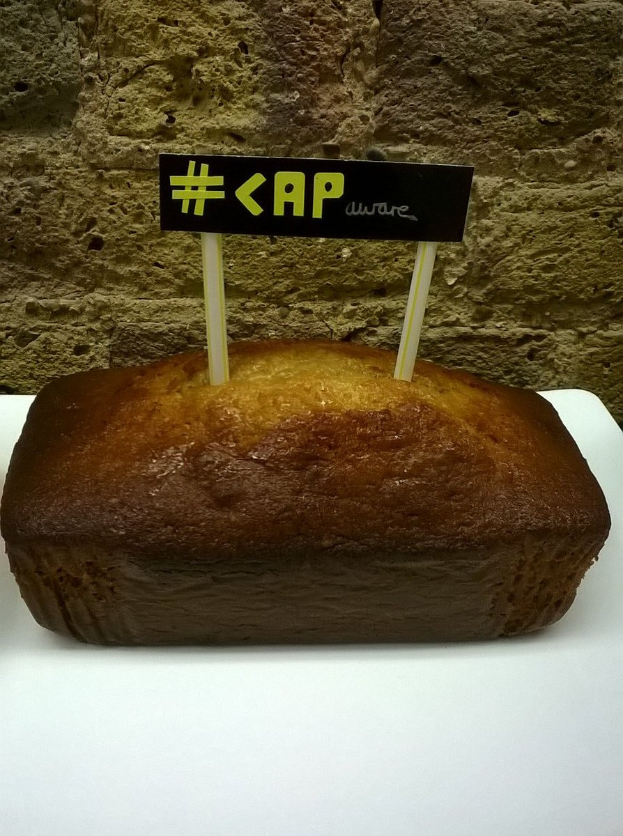 Even the cakes in the @Stagetext office are #CAPaware this week! Thank you @beti_way #BakeOff https://t.co/nSG6ySirWu