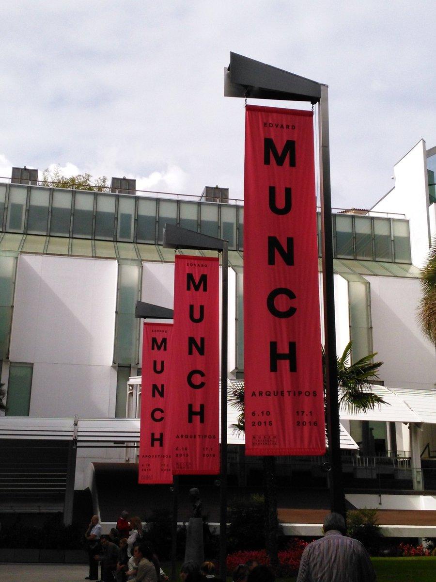 Thumbnail for #MunchThyssen con @alarcopaloma