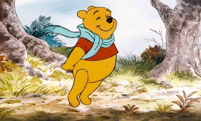 Ursinho Pooh é, na verdade, ursinha, revela livro. https://t.co/hbEOnFWlil