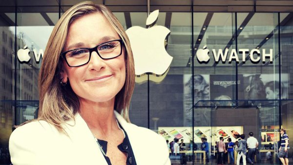 .@AngelaAhrendts shares vision for #AppleStores of the future https://t.co/weAngf0Mlh https://t.co/ANKifQoZrO