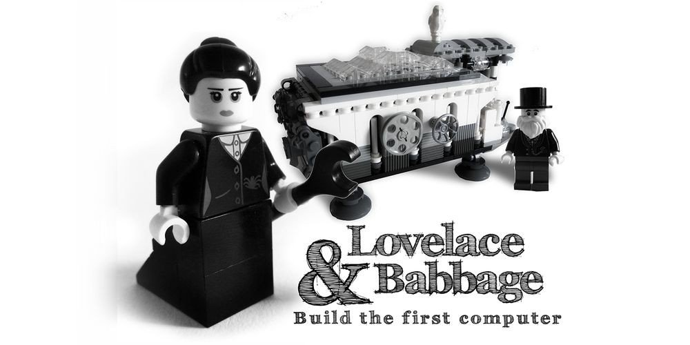 Vote for 'Lovelace & Babbage' at LEGO Ideas https://t.co/zZMcblWcpY https://t.co/RTjLgM78bA