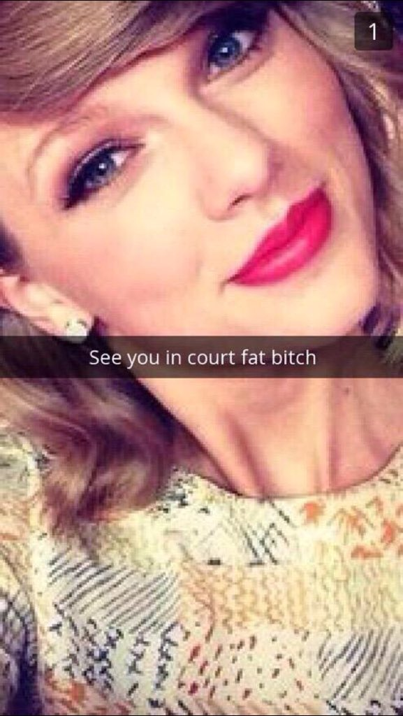 """Image result for taylor swift see u in court"""""""