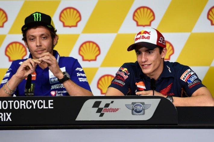 Marquez Mengaku Ingin Berdamai Dengan Rossi