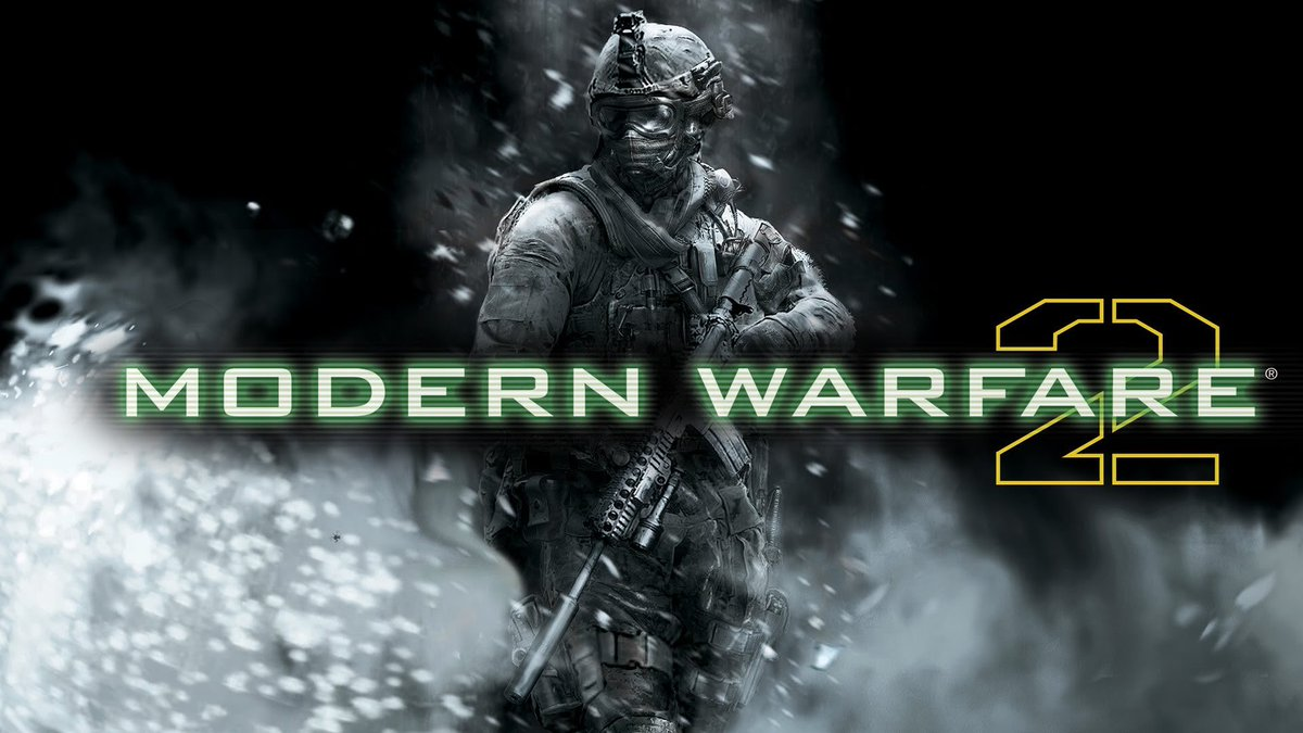 Call of Duty: Modern Warfare 2 was released exactly 6 years ago from today from @InfinityWard. RT if you played it! https://t.co/SrQ8QF8Z0I
