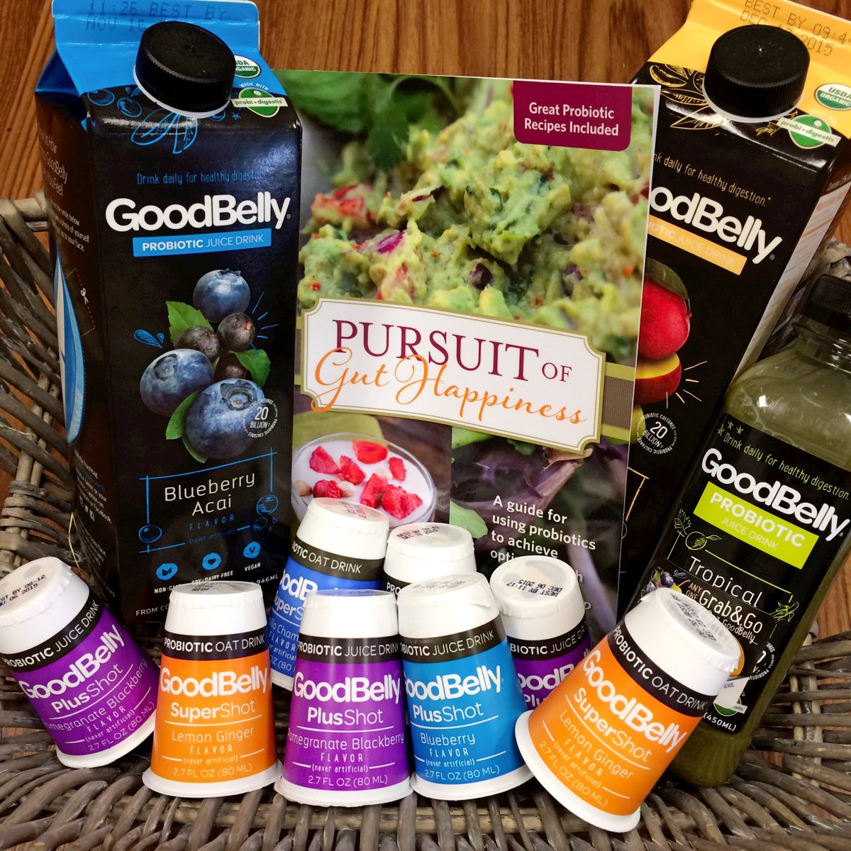 "Chime in with your fave #breakfast to #win GoodBelly + ""Pursuit of Gut Health""! https://t.co/pklok7gYQq #gbguthealth https://t.co/irDm2QA3Nt"
