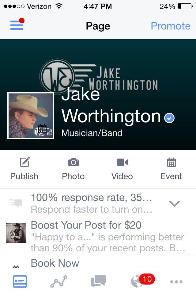 Jake Worthington on Twitter:
