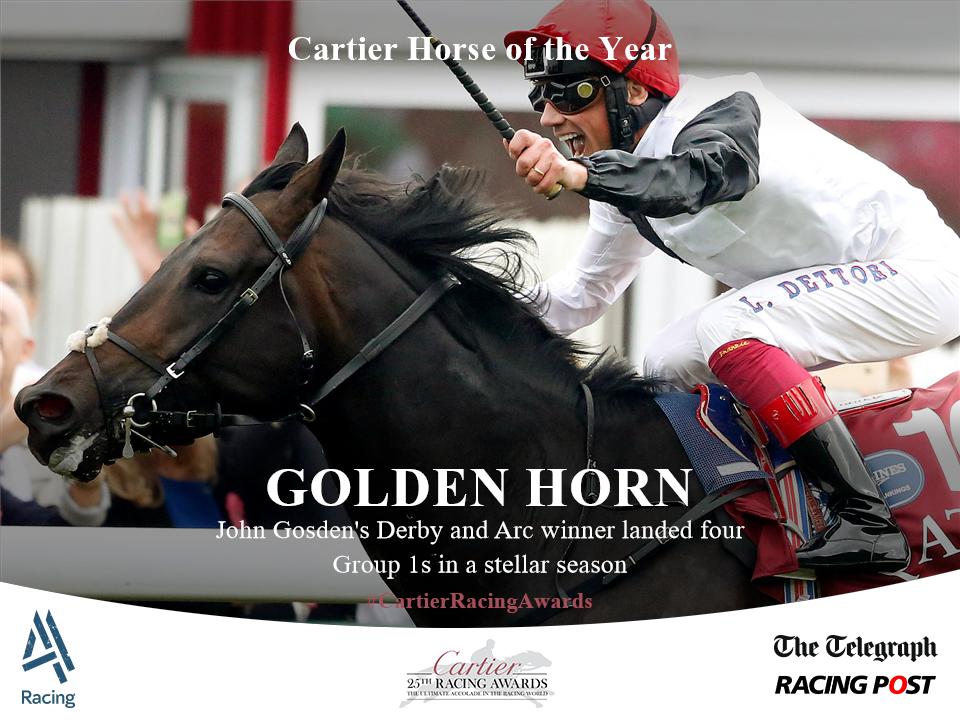 2015 Cartier Racing Awards sonuçları