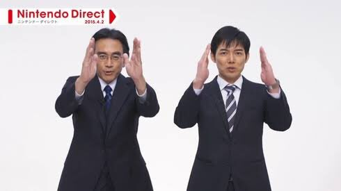 The new Nintendo Direct will be hosted by Morimoto, who has appeared alongside Iwata in past Directs. https://t.co/mquaE2oFVC