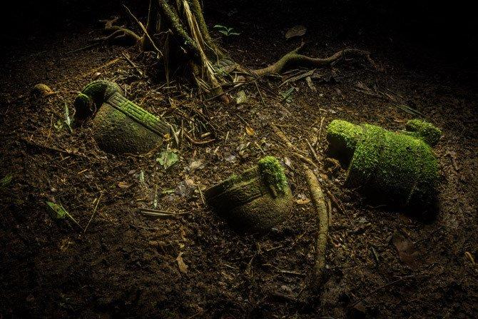 Maya > La leggendaria città bianca del dio-scimmia è stata ritrovata nella giungla dell'Hoduras
