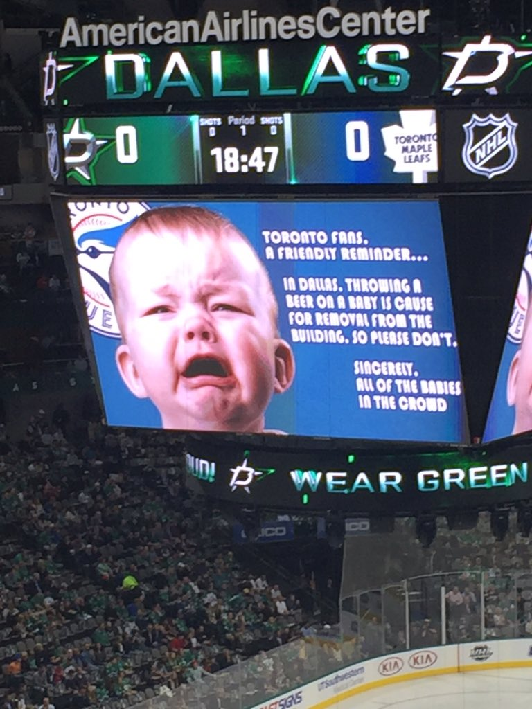 This is awesome @DallasStars
