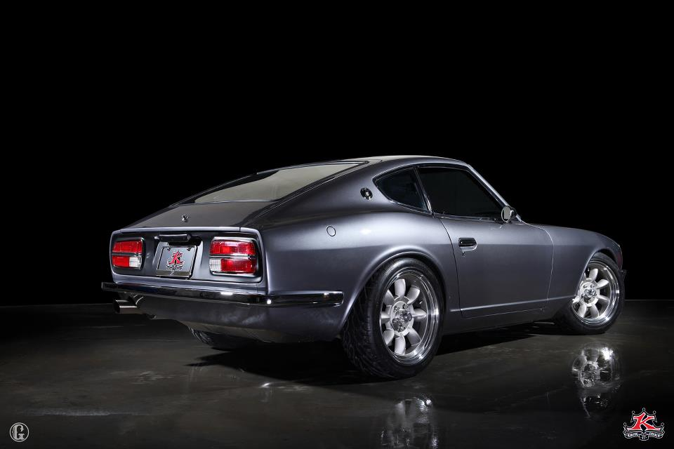 """Kindig-it Design on Twitter: """"The 240Z is Bitchin! Built ..."""