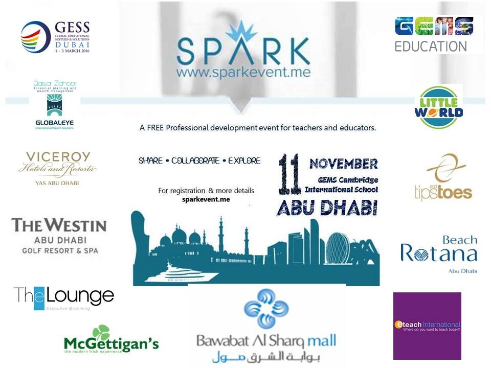"""RT SPARKEducators """"RT JennSTEM: #SPARKevent We have 25000aed worth of prizes from fantastic sponsors! Supporting i… https://t.co/OCSicfwdFt"""""""