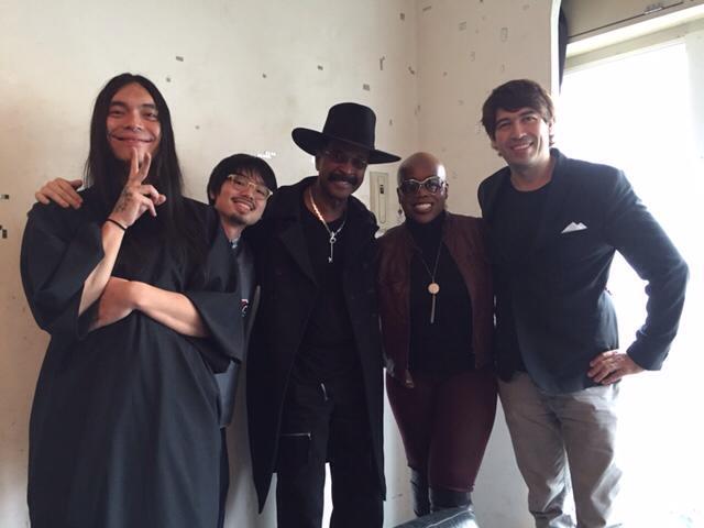 ラリー・グラハム、シェルビー 『ベースの日』 @beatplanet813  @kenken_RIZE  @seiji_kameda  @tke4strings  @hama_okamoto  #jwave #bass1111 https://t.co/wp3pobs51I