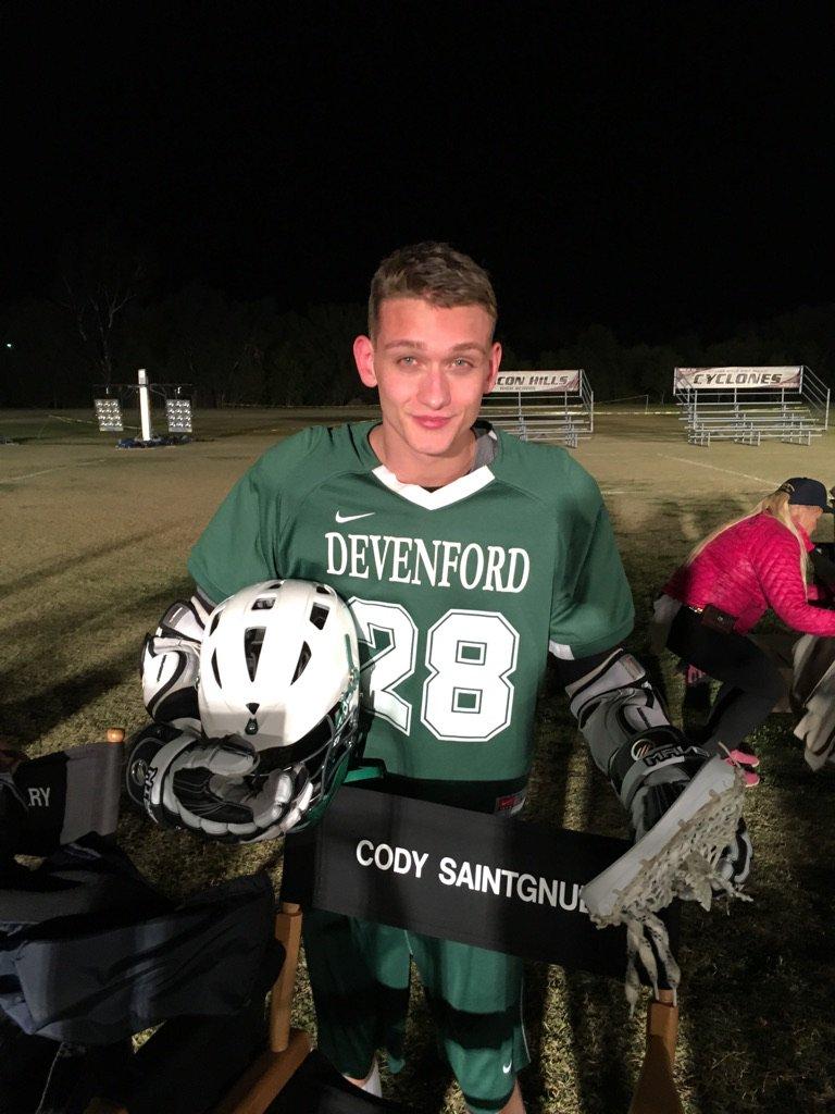 Lacrosse is back!