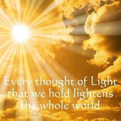 Share your #Light! Every thought makes a difference!   #JoyTrain #Joy #Love  #Kindness #Inspiration  #MentalHealth #Mindfulness #GoldenHearts #IAM #ChooseLove #Quote #IAMChoosingLove #TuesdayMorning #TuesdayThoughts #TuesdayMotivation RT @timelesssoul1