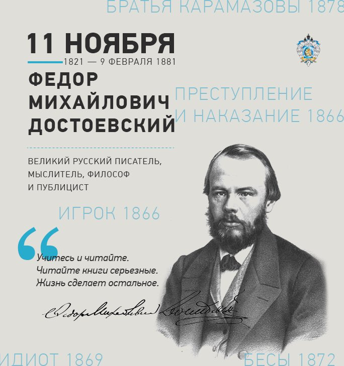 an introduction to the life of fyodor dostoevsky