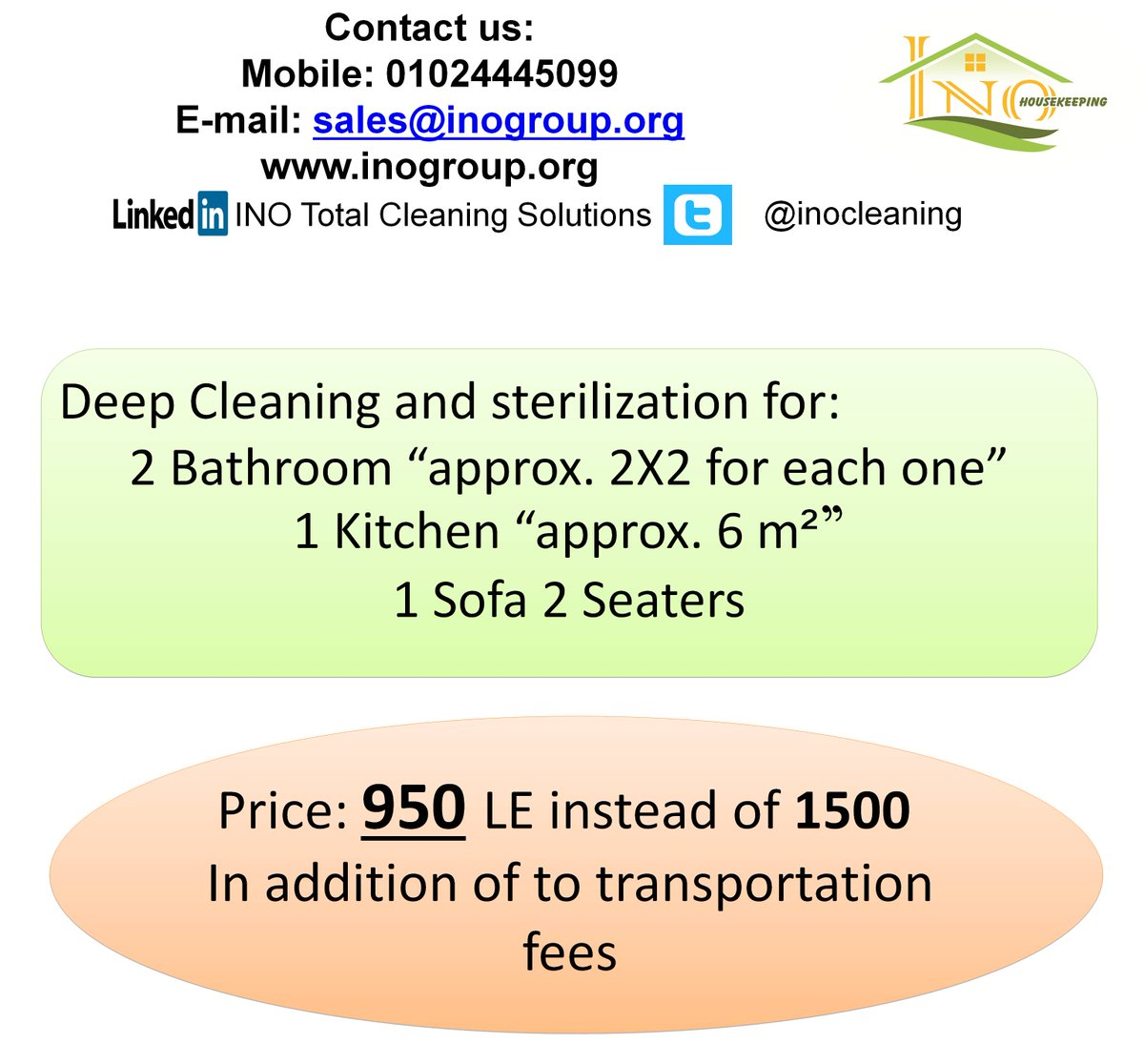 INO Cleaning Care (@INOcleaning) | Twitter