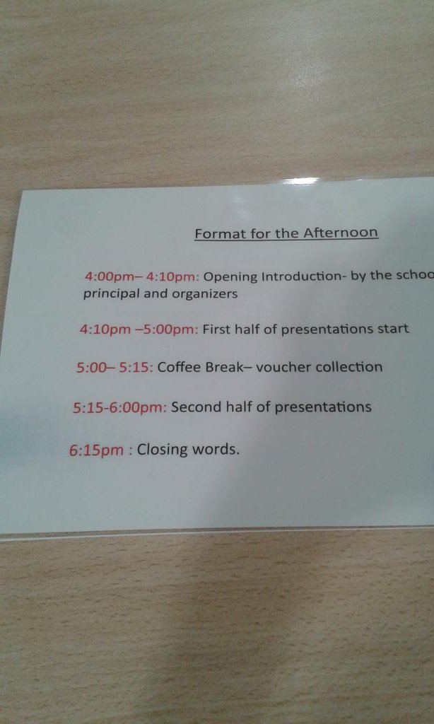 """RT SPARKEducators """"RT JennSTEM: Schedule for #sparkevent. ..just two hrs to wait https://t.co/d3u0Wj1Nqp"""""""