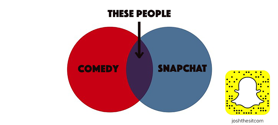 Are you one of these people? If so, add joshthesitcom on Snapchat.  Show starts tonight on @BBCThree at 10.30pm. https://t.co/ytBfjy04kk