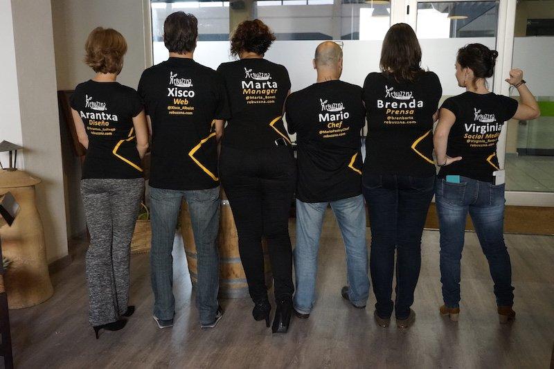 Sin el equipo de @Rebuzzna el proyecto #EsNouMercatOlivar de @MercatOlivar no sería posible, ¡GRACIAS equipo! <3 https://t.co/aO3ncTq1bF