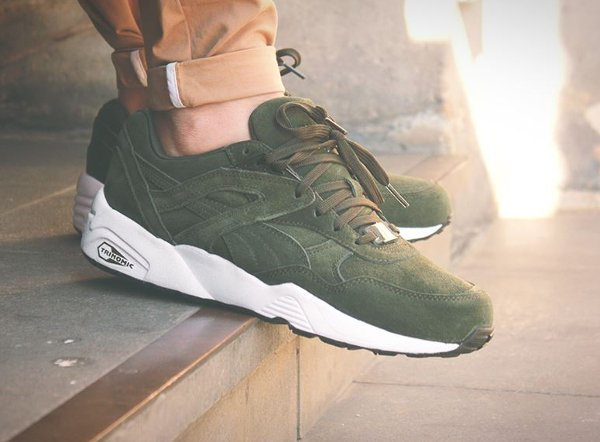 "info pour 7f1d4 5f9e3 Amadou K. ar Twitter: ""La collection Puma Trinomic R698 ..."