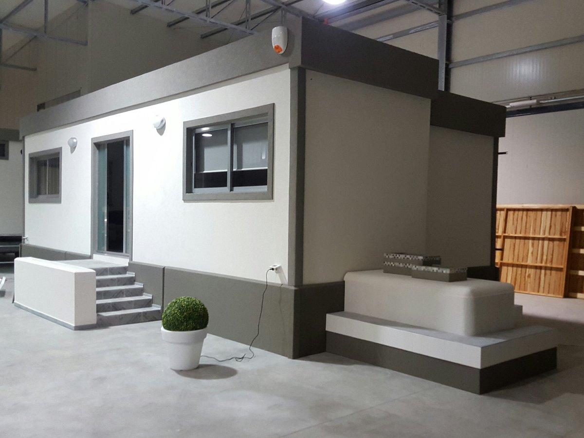 Todaro rimorchi on twitter esterno della casa mobile in for Todaro case mobili
