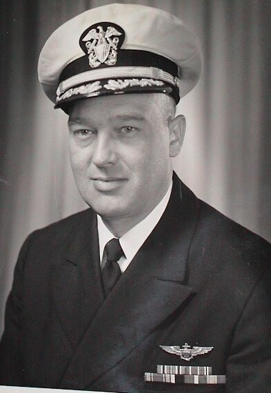 @jaketapper my Grandfather US Navy CDR Ray Gaul https://t.co/wcr5Xm5bkn