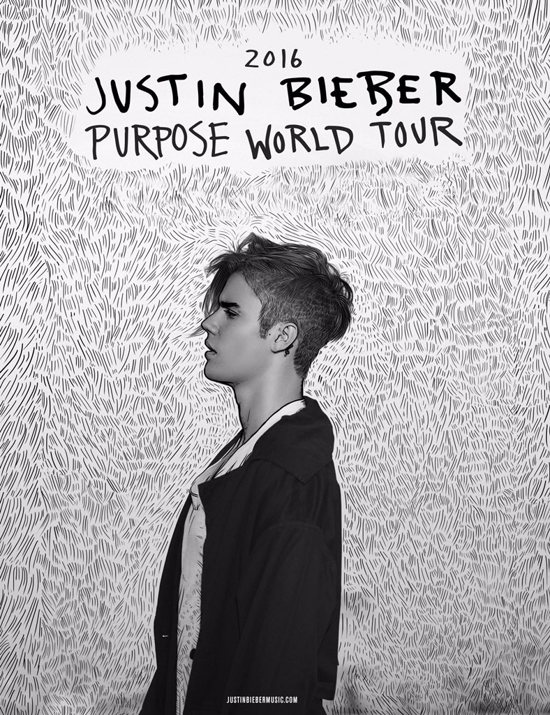 JUST ANNOUNCED! @justinbieber brings #PurposeWorldTour here for two shows on May 18 & 19! Tix on sale Nov 20 @ 10AM! https://t.co/tcqPAiffKw