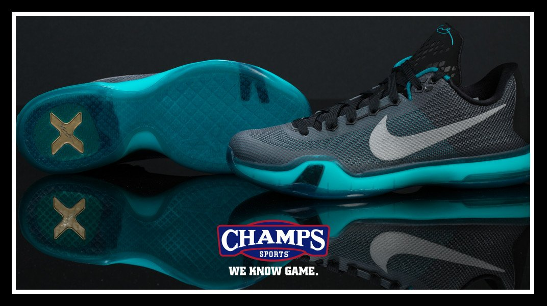 premium selection 1a16a 71c36 ... order champs sports on twitter nike kobe 10 eagles now available t.co  prrk4bnvjv t