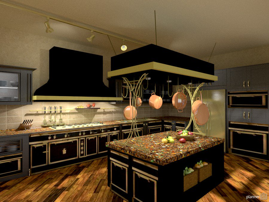 Planner 5d On Twitter Get Inspired By Our Users Kitchen Designs