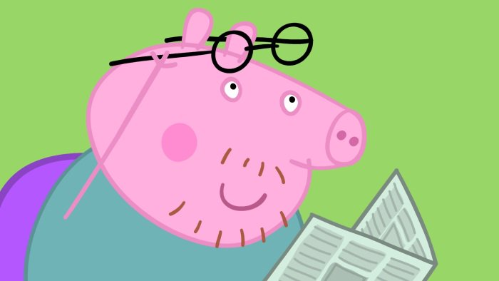 Peppa Pig Us On Twitter Ah What A Nice Day For Doing Nothing