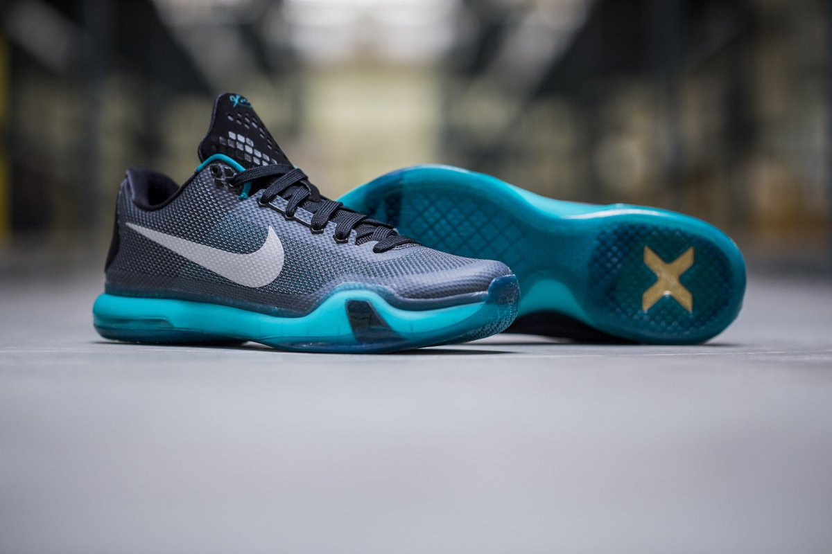 02cfb14a52e5 The nike kobe 10 radiant emerald is available today at all sp stores and  online