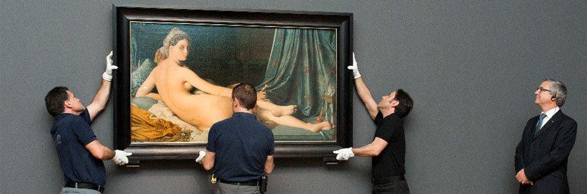 La Gran Odalisca, primer Ingres en el @museodelprado https://t.co/FpFCWUD1gf El día 24 se inaugura su monografía https://t.co/oISoVlNRKY