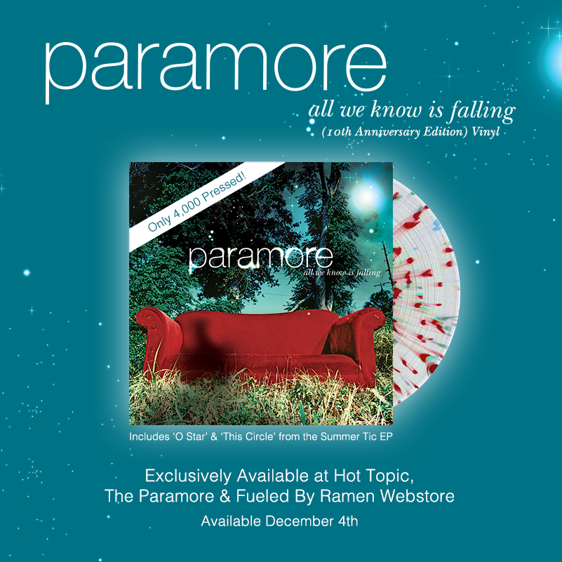 Paramore The Summer Tic Paramore RK Life: ALL ...