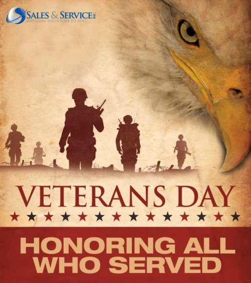 Today we celebrate our #Veterans who bravely served our country! 🇺🇸 Happy #VeteransDay!