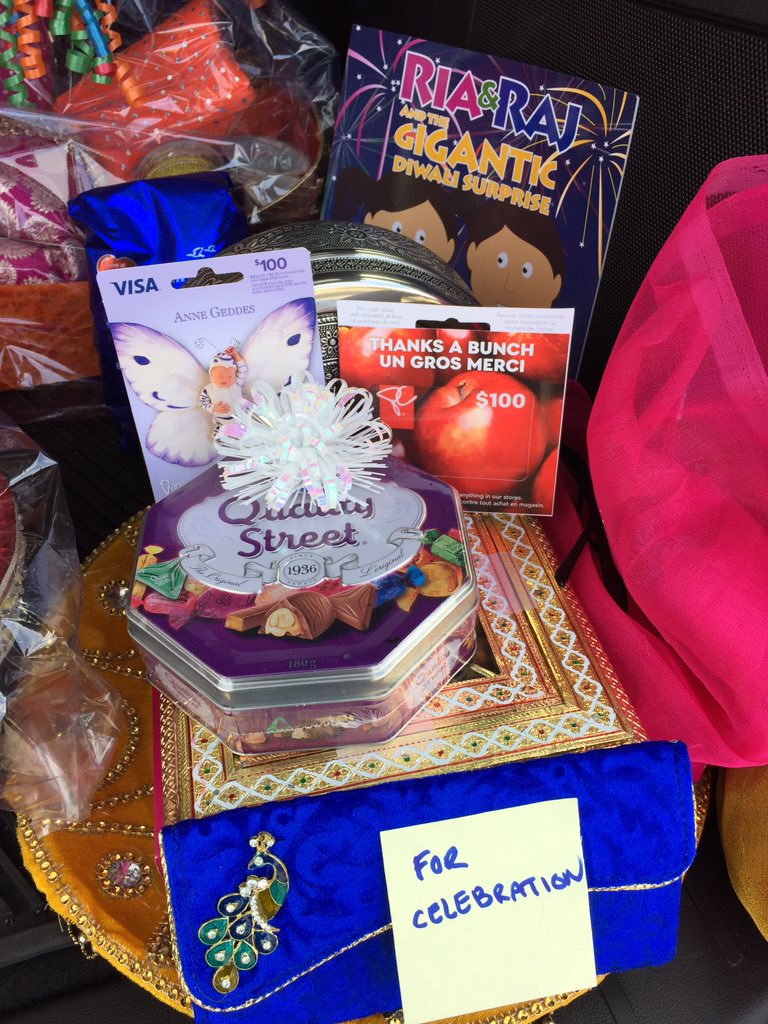 A great gift for a child you know this Diwali book by @kiranlyall in our #mmchevy basket https://t.co/GofHbSOltH