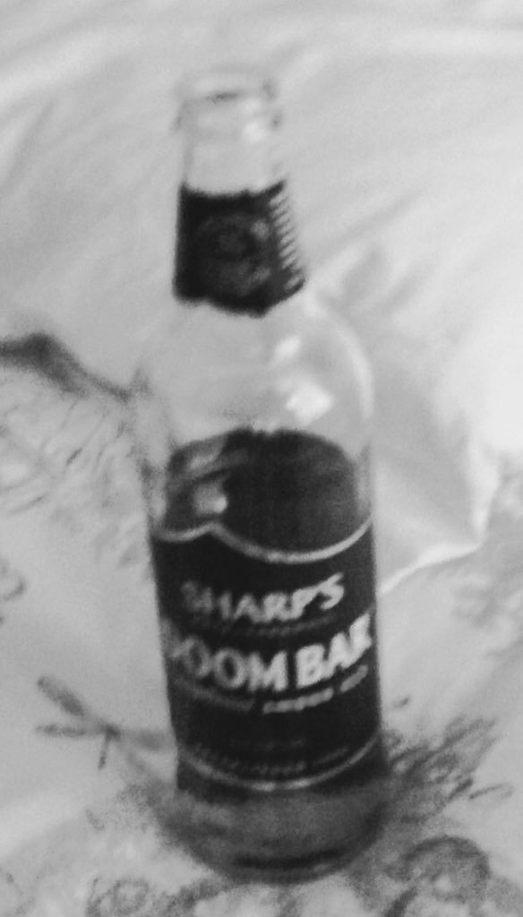 #amwriting! Today's @NaNoWriMo inspiration: #DoomBar, as favoured by @RGalbraith's Cormoran Strike https://t.co/uydAxFkZHq
