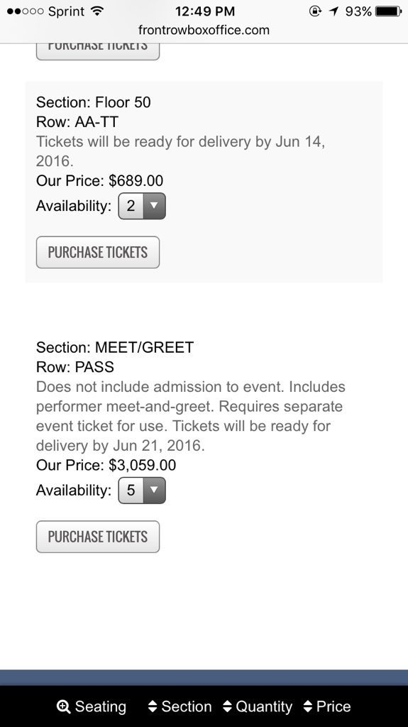 Jensyn meyer on twitter paid 60 for 10th row floor tickets to the jensyn meyer on twitter paid 60 for 10th row floor tickets to the justin bieber concert when i was 13 6 years later crying httpstmr1nkxfg6l m4hsunfo