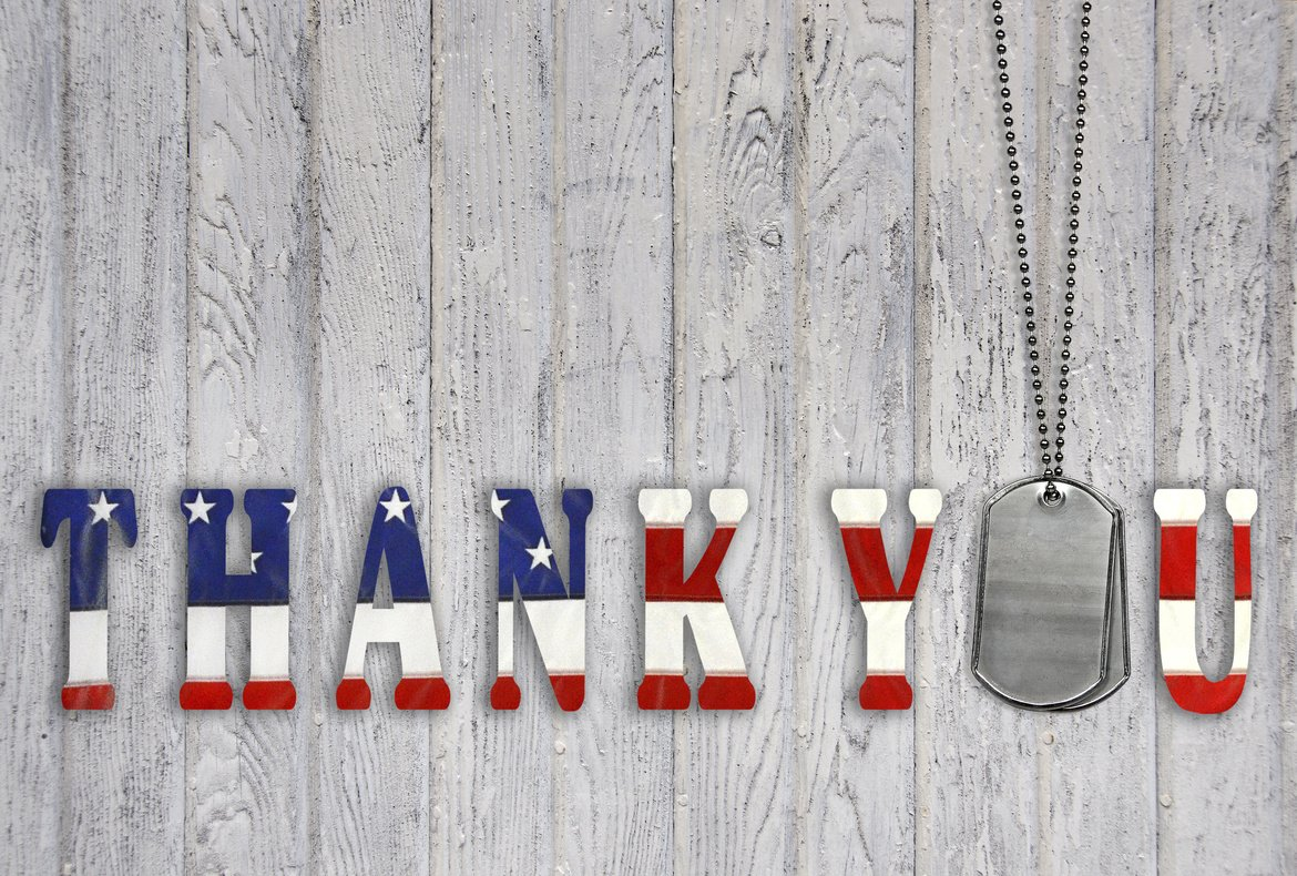 To all who have served and sacrificed in order to keep this country safe, we thank you. #VeteransDay https://t.co/NcCh4HVX8H
