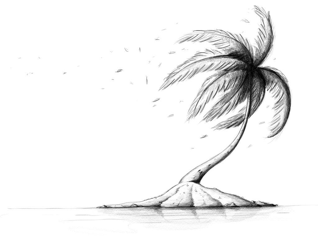 Little island I drew with the pencil on iPad pro https://t.co/hTFqScrCwv