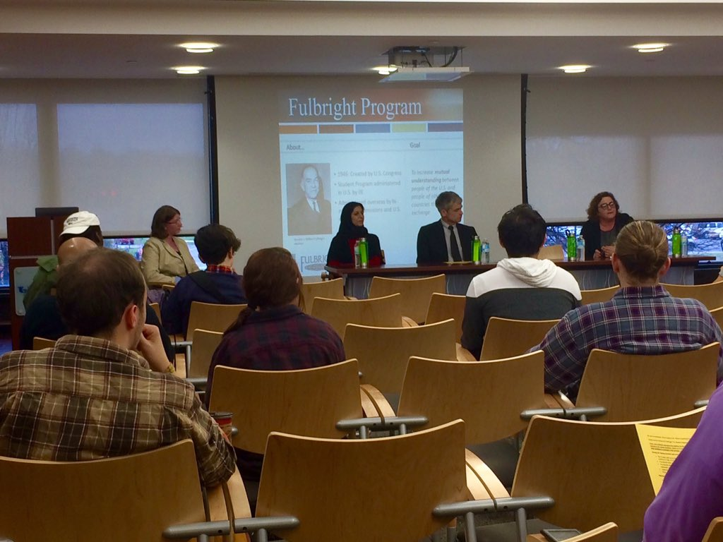 @FulbrightPrgrm Information Session #UBuffalo https://t.co/WHlBRkrYqN