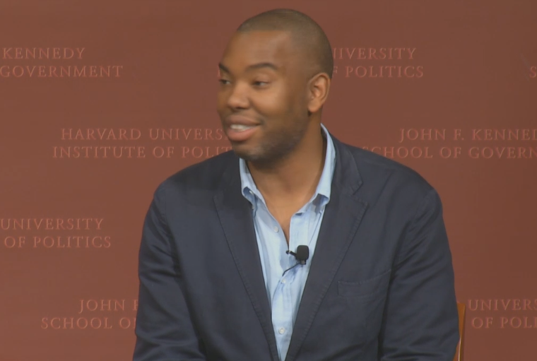 I'm not pessimistic. You guys are naive! - @tanehisicoates #TanehisiHarvard https://t.co/QHAtlWiwm4