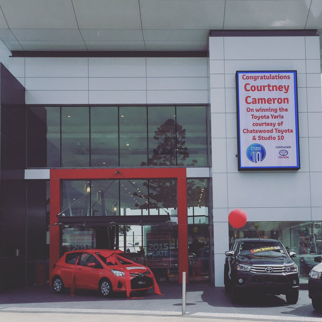 Chatswood toyota chatswoodtoyota twitter this media may contain sensitive material learn more fandeluxe Gallery