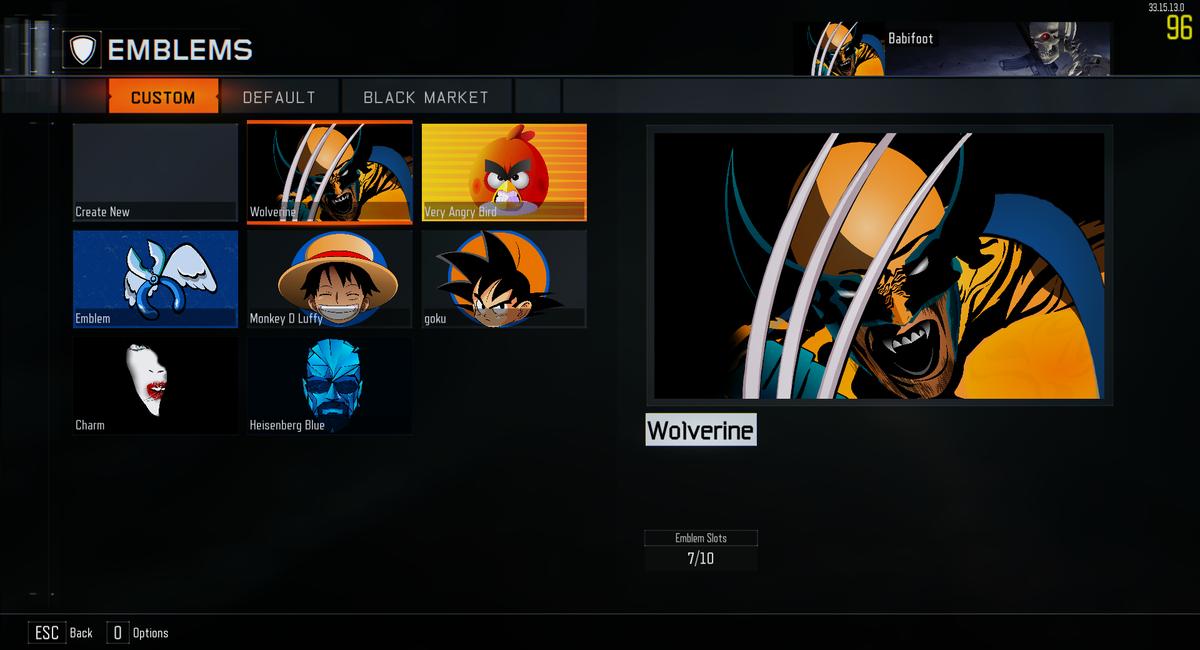 cod ww2 emblems on twitter bbifoot sooooo sick