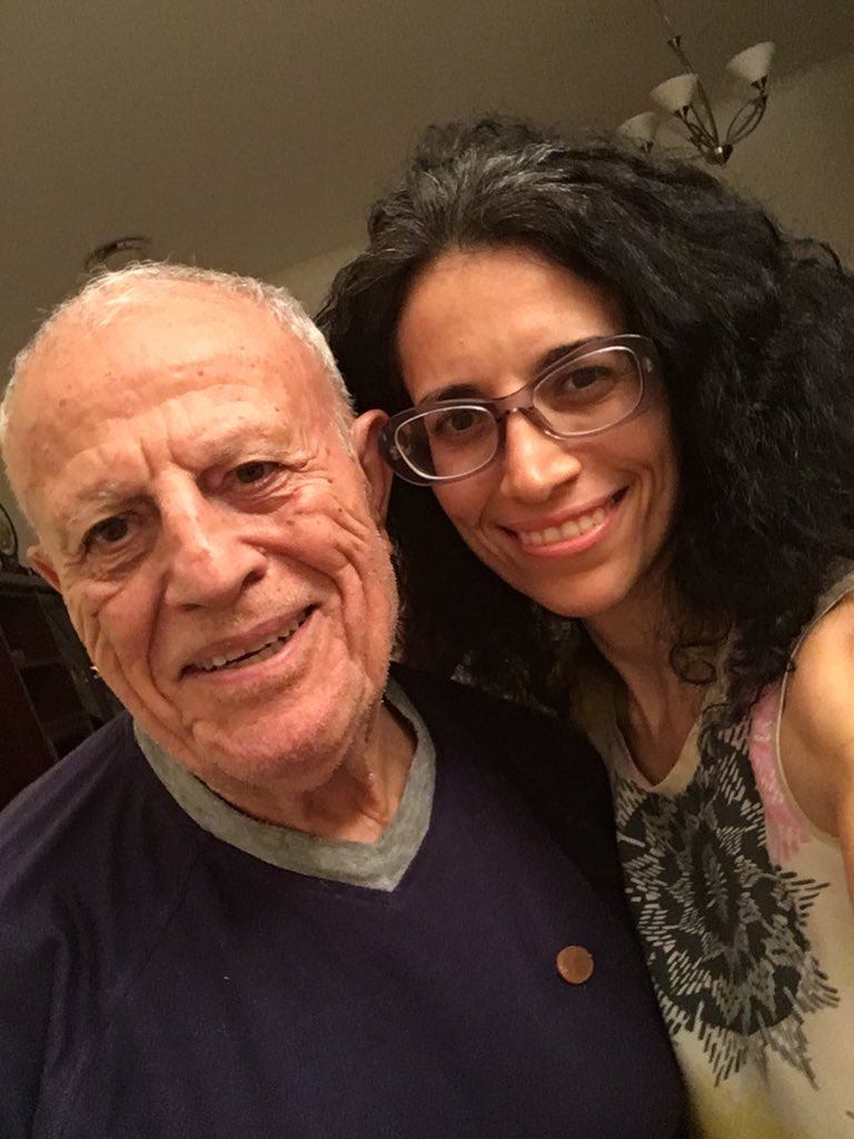 My dad, heading to Palestine. He's returning for the 1st time since he was kicked out of his land 67yrs ago, in 1948 https://t.co/PvTvV35BfB
