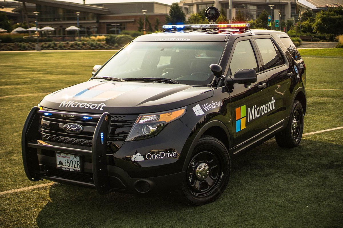 microsoft new york on twitter quothow this police car of the