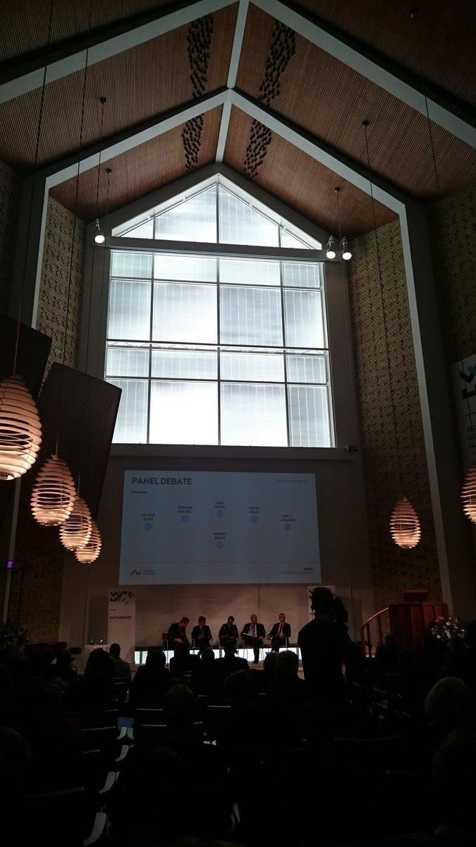 #MatchPoints15 1st panel discussion w. Michael Byers, Stéphane Roussel, @SaraOlsvig, Steven Miller & @evl_dk https://t.co/61a8fF7jg1