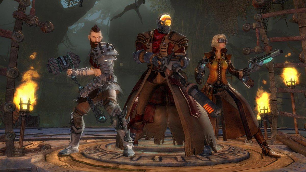 Guild Wars 2: Heart of Thorns raid