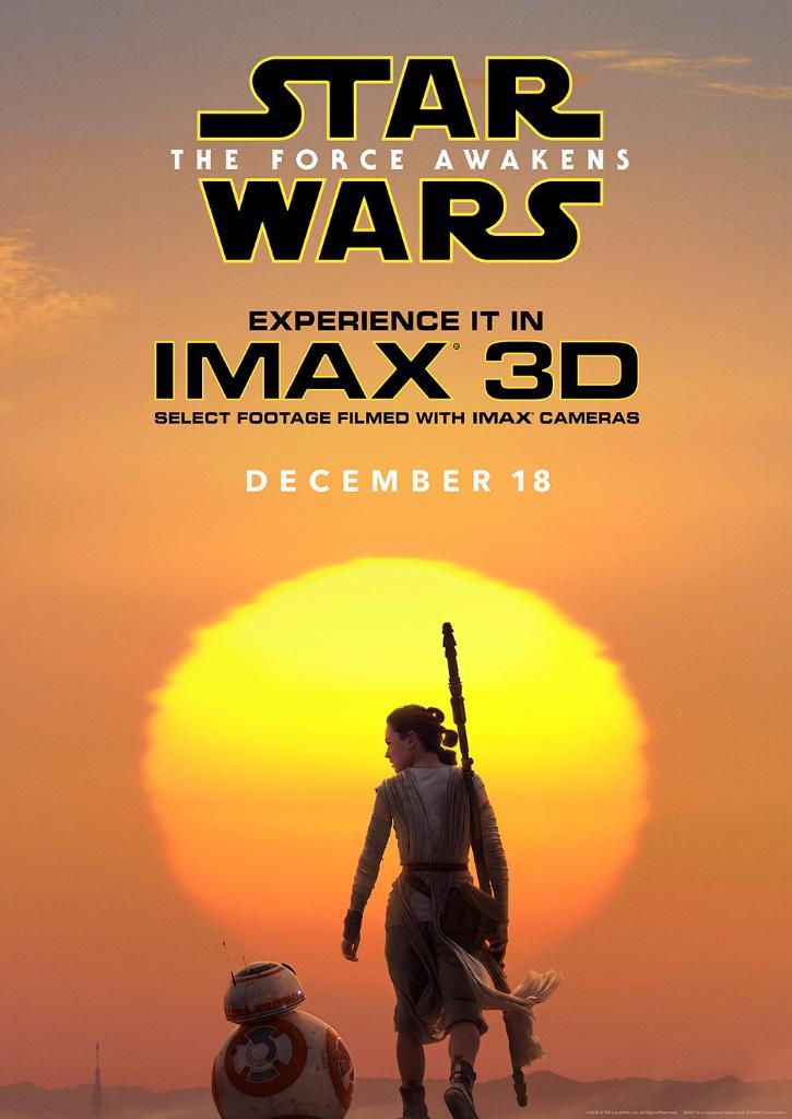 Lucasfilm's Star Wars: The Force Awakens - TV Spot 1